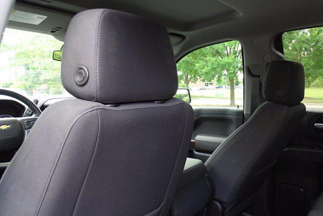2021 Chevrolet Silverado 1500 Crew Cab 4x2, Pickup #DM22990A - photo 31