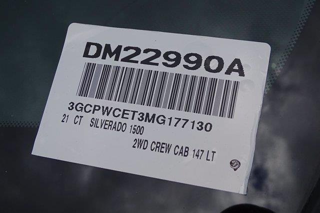2021 Chevrolet Silverado 1500 Crew Cab 4x2, Pickup #DM22990A - photo 50