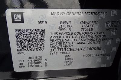 2019 GMC Sierra 1500 Double Cab 4x4, Pickup #DM51537B - photo 54