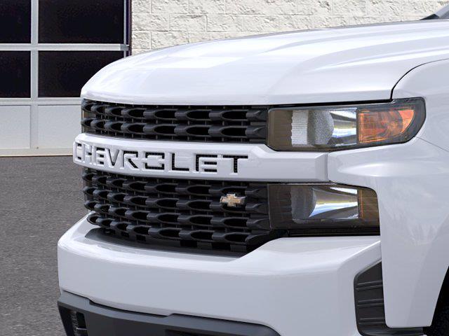 2021 Chevrolet Silverado 1500 Double Cab 4x2, Pickup #M01180 - photo 11