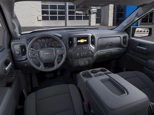 2021 Chevrolet Silverado 1500 Double Cab 4x2, Pickup #M01180 - photo 12
