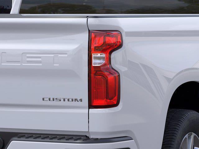 2021 Chevrolet Silverado 1500 Double Cab 4x2, Pickup #M01180 - photo 9