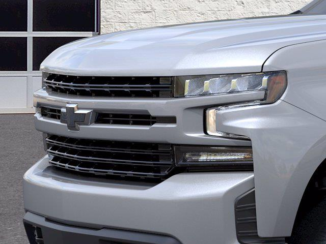 2021 Chevrolet Silverado 1500 Crew Cab 4x4, Pickup #M01631 - photo 11