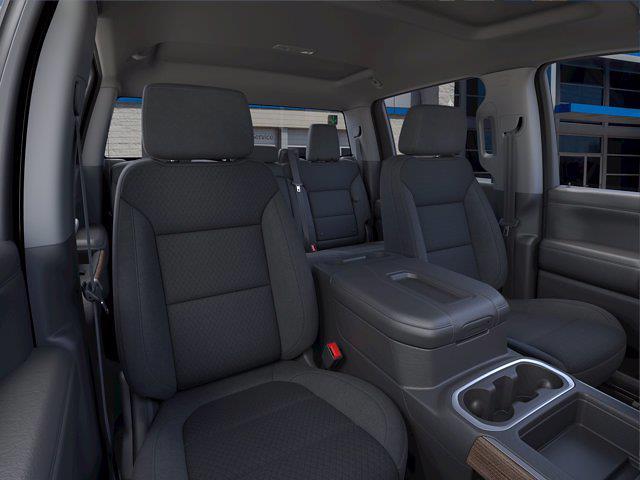 2021 Chevrolet Silverado 1500 Crew Cab 4x4, Pickup #M01631 - photo 13