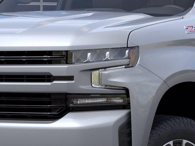 2021 Chevrolet Silverado 1500 Crew Cab 4x4, Pickup #M01631 - photo 8