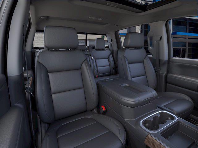 2021 Chevrolet Silverado 1500 Crew Cab 4x4, Pickup #M04840 - photo 13