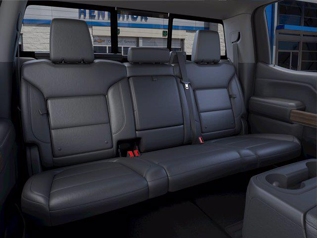 2021 Chevrolet Silverado 1500 Crew Cab 4x4, Pickup #M04840 - photo 14