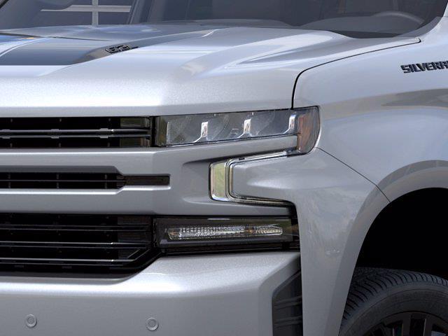 2021 Chevrolet Silverado 1500 Crew Cab 4x4, Pickup #M04840 - photo 8