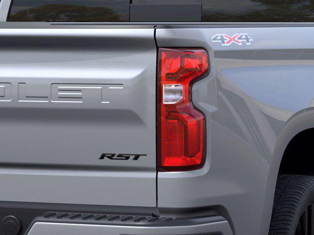 2021 Chevrolet Silverado 1500 Crew Cab 4x4, Pickup #M04840 - photo 9