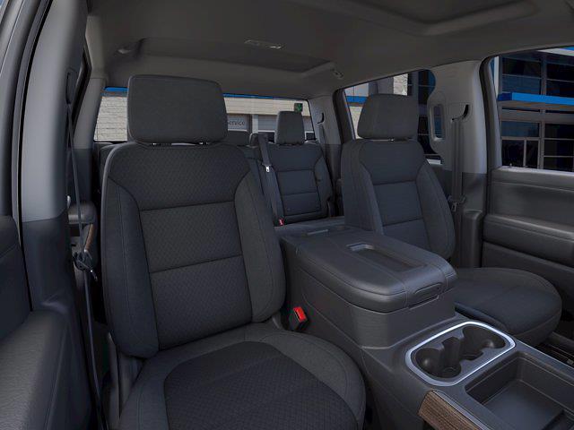 2021 Chevrolet Silverado 1500 Crew Cab 4x4, Pickup #M10391 - photo 13