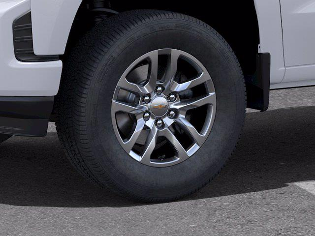 2021 Chevrolet Silverado 1500 Crew Cab 4x4, Pickup #M10912 - photo 7
