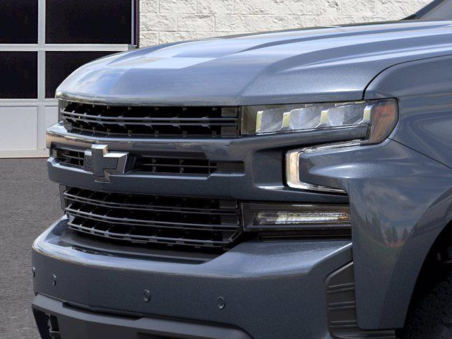 2021 Chevrolet Silverado 1500 Crew Cab 4x4, Pickup #M11140 - photo 11