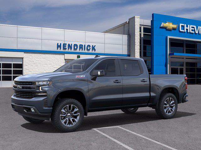 2021 Chevrolet Silverado 1500 Crew Cab 4x4, Pickup #M11140 - photo 3