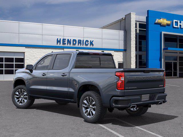 2021 Chevrolet Silverado 1500 Crew Cab 4x4, Pickup #M11140 - photo 4
