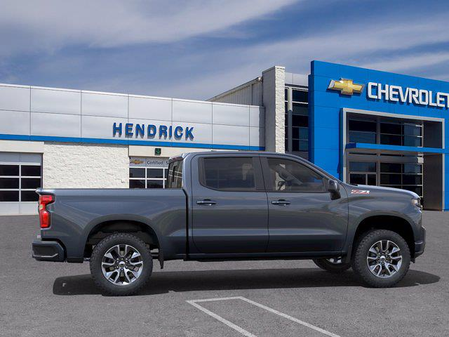 2021 Chevrolet Silverado 1500 Crew Cab 4x4, Pickup #M11140 - photo 5