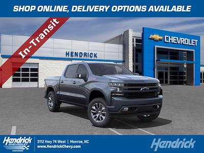 2021 Chevrolet Silverado 1500 Crew Cab 4x4, Pickup #M11140 - photo 1