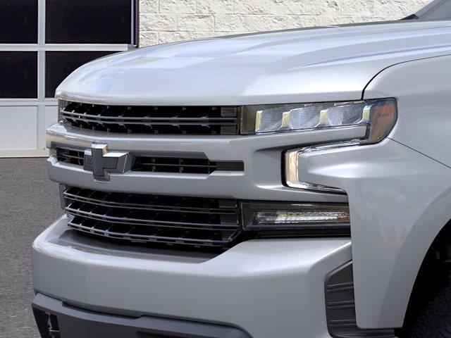 2021 Chevrolet Silverado 1500 Crew Cab 4x4, Pickup #M11623 - photo 11
