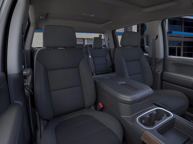 2021 Chevrolet Silverado 1500 Crew Cab 4x4, Pickup #M11623 - photo 13