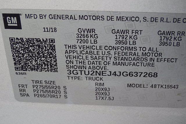 2018 GMC Sierra 1500 Crew Cab 4x4, Pickup #M15213B - photo 57