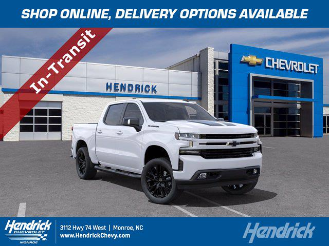 2021 Chevrolet Silverado 1500 Crew Cab 4x4, Pickup #M15594 - photo 1
