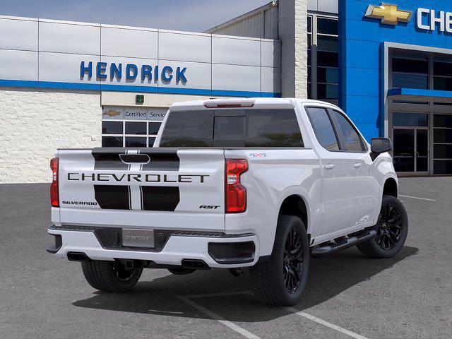 2021 Chevrolet Silverado 1500 Crew Cab 4x4, Pickup #M15594 - photo 2