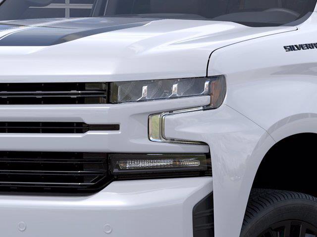 2021 Chevrolet Silverado 1500 Crew Cab 4x4, Pickup #M15594 - photo 8