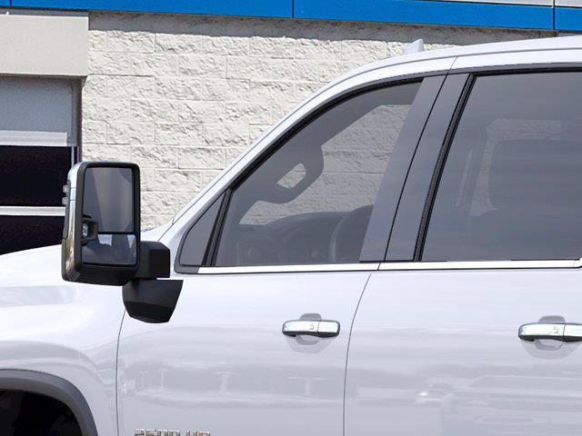 2021 Chevrolet Silverado 2500 Crew Cab 4x4, Pickup #M17111 - photo 10