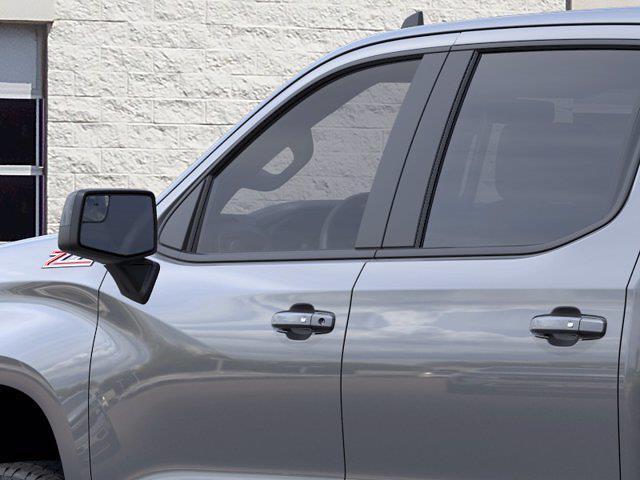 2021 Chevrolet Silverado 1500 Crew Cab 4x4, Pickup #M23440 - photo 10