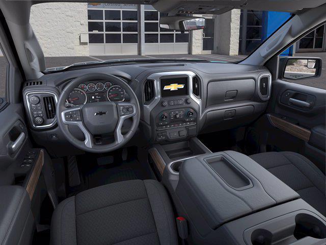 2021 Chevrolet Silverado 1500 Crew Cab 4x4, Pickup #M23440 - photo 12