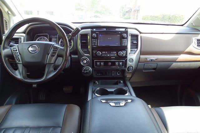 2018 Nissan Titan Crew Cab 4x4, Pickup #M27305B - photo 12