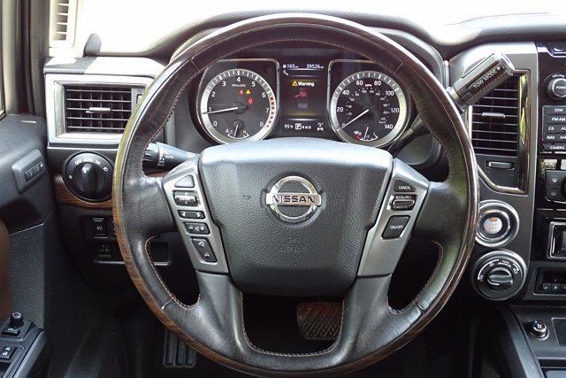 2018 Nissan Titan Crew Cab 4x4, Pickup #M27305B - photo 15