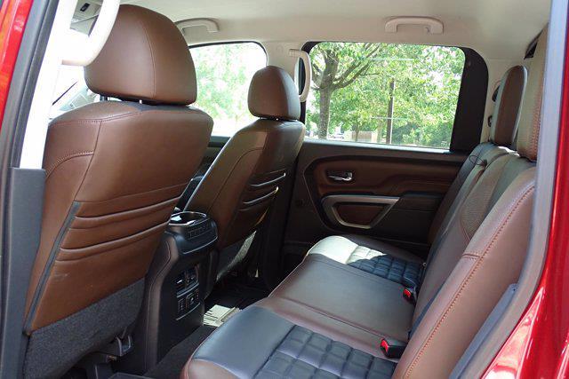 2018 Nissan Titan Crew Cab 4x4, Pickup #M27305B - photo 35