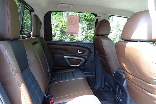 2018 Nissan Titan Crew Cab 4x4, Pickup #M27305B - photo 45