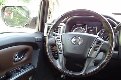 2018 Nissan Titan Crew Cab 4x4, Pickup #M27305B - photo 14