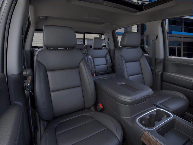 2021 Chevrolet Silverado 1500 Crew Cab 4x4, Pickup #M31944 - photo 13
