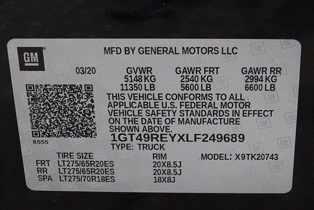 2020 GMC Sierra 2500 Crew Cab 4x4, Pickup #M33058A - photo 63