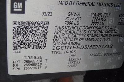2021 Silverado 1500 Double Cab 4x4,  Pickup #M42767A - photo 51