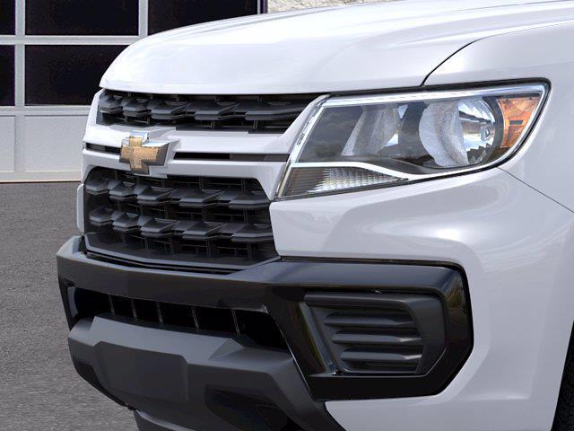 2021 Chevrolet Colorado Crew Cab 4x4, Pickup #M43632 - photo 11