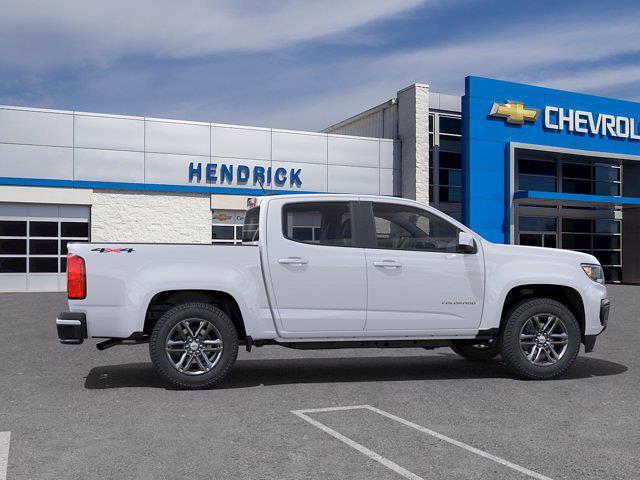 2021 Chevrolet Colorado Crew Cab 4x4, Pickup #M43632 - photo 5