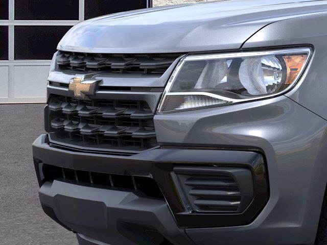 2021 Chevrolet Colorado Crew Cab 4x4, Pickup #M46671 - photo 11
