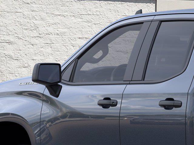 2021 Chevrolet Silverado 1500 Double Cab 4x2, Pickup #M54947 - photo 10
