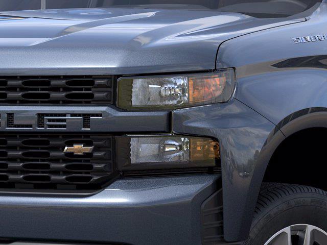 2021 Chevrolet Silverado 1500 Double Cab 4x2, Pickup #M54947 - photo 8