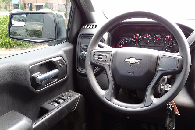 2021 Chevrolet Silverado 1500 Crew Cab 4x2, Pickup #M23769A - photo 12