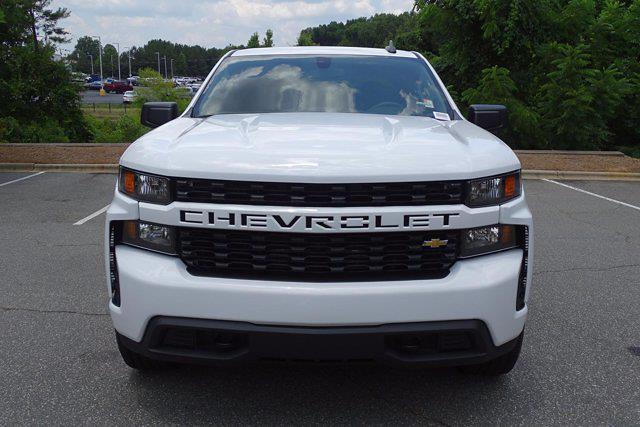 2021 Chevrolet Silverado 1500 Crew Cab 4x2, Pickup #M23769A - photo 4