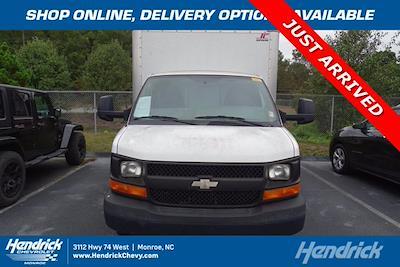 2014 Express 3500 DRW 4x2,  Cutaway Van #M56695A - photo 1