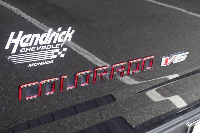 2018 Chevrolet Colorado Crew Cab 4x4, Pickup #M58185A - photo 35