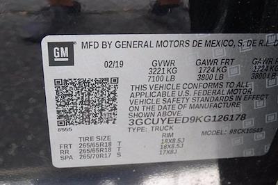 2019 Silverado 1500 Crew Cab 4x4,  Pickup #M65621A - photo 53