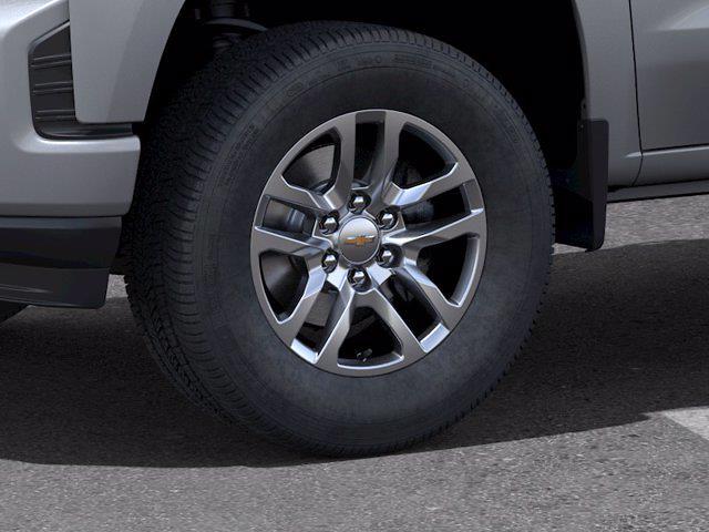 2021 Chevrolet Silverado 1500 Crew Cab 4x4, Pickup #M65649 - photo 7