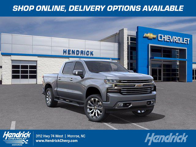 2021 Chevrolet Silverado 1500 Crew Cab 4x4, Pickup #M70508 - photo 1