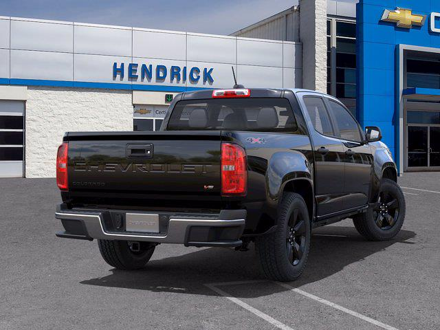 2021 Chevrolet Colorado Crew Cab 4x4, Pickup #M75669 - photo 1